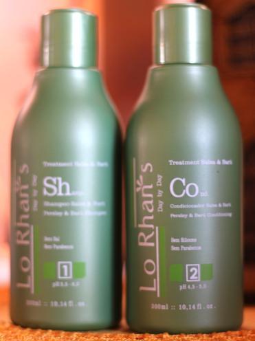 Shampoo e Condicionador de Salsa e Baru, ambos vegans