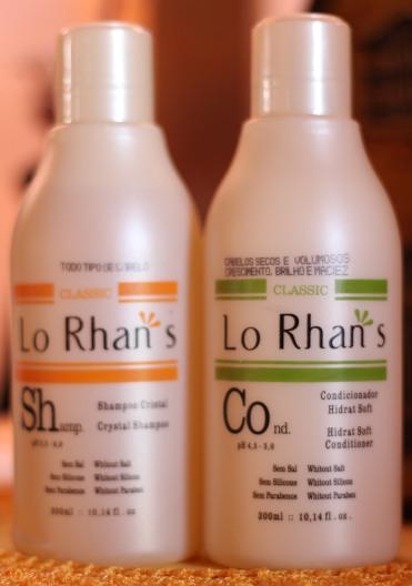 Shampoo Cristal e Condicionador Hidra Soft, ambos vegans